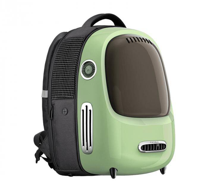 Xiaomi Petkit Fresh Wind Cat Backpack Green