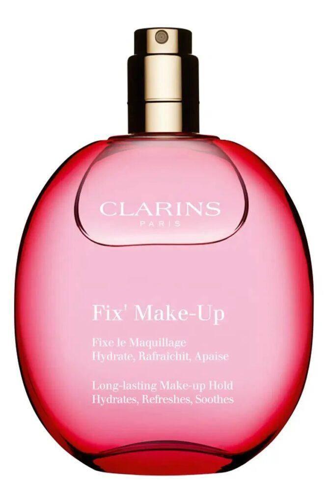 Clarins fix' make-up
