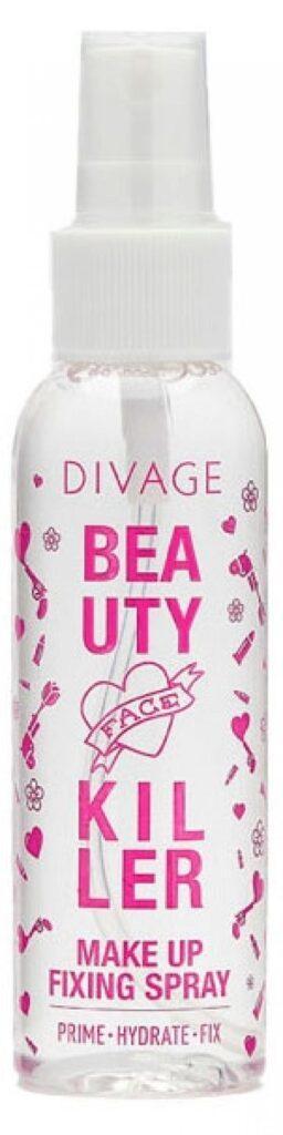 Divage beauty killer fixing spray
