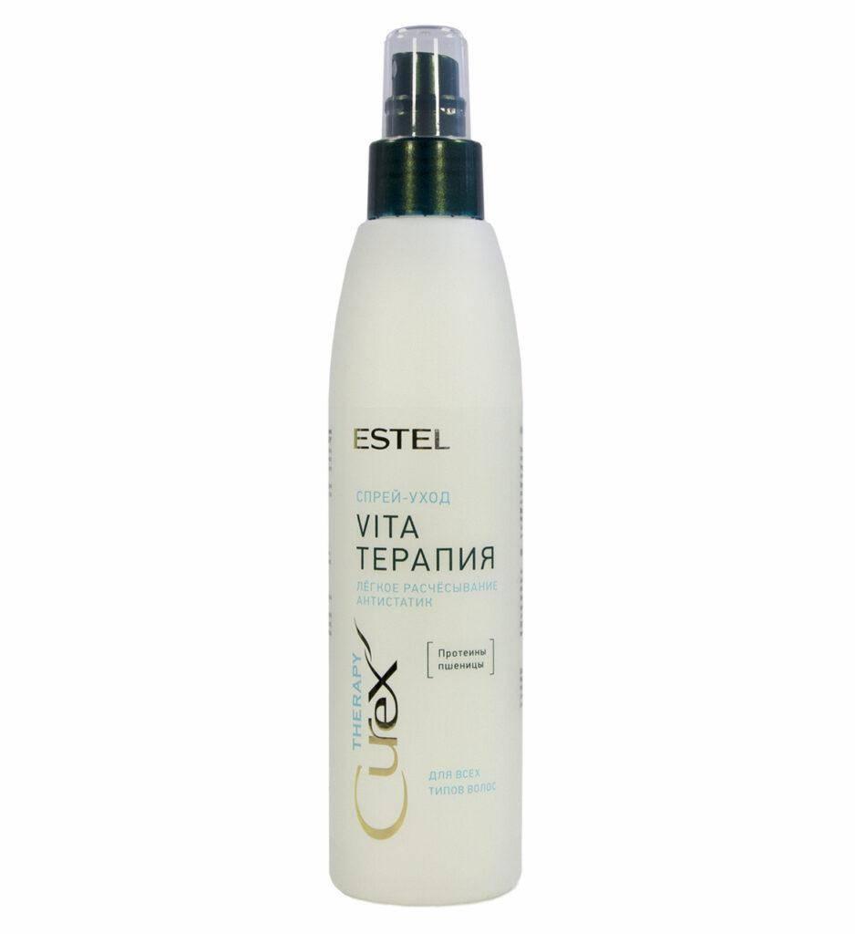 Estel professional Curex therapy для облегчения расчесывания