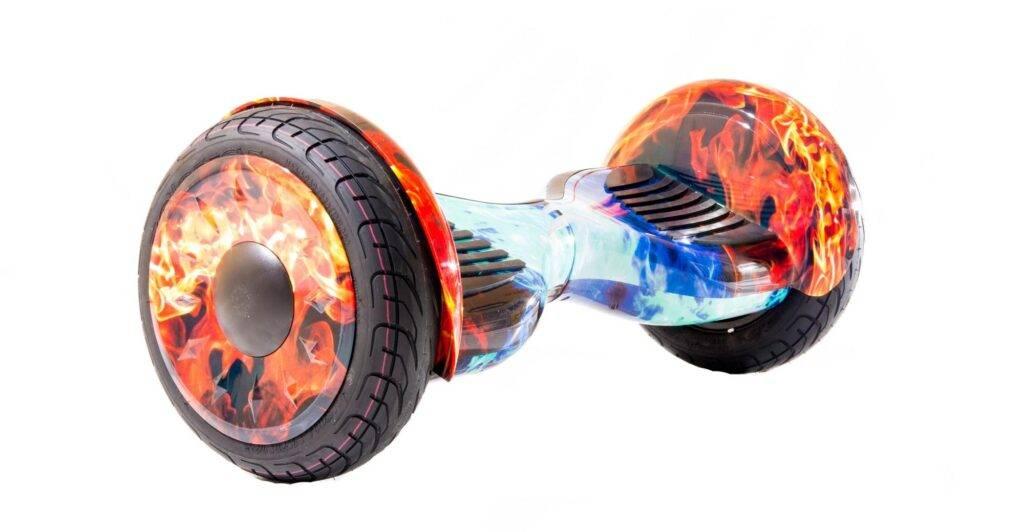 Girotoy RW Smart Wheel Огонь и лед