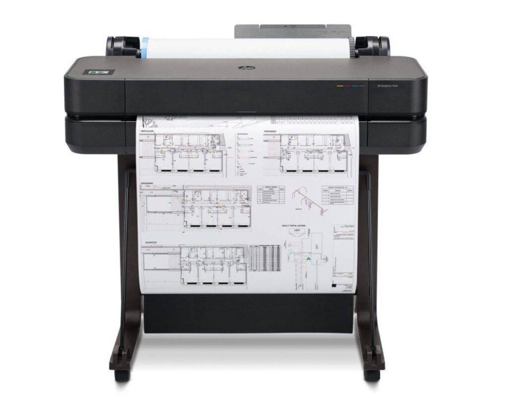 HP DesignJet T630 (24-дюймовый)