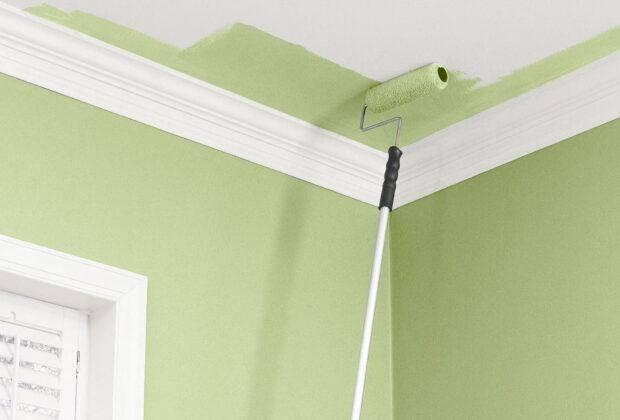 лучшие краски для потолка