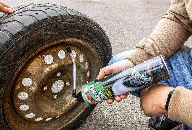 лучшие герметики для шин