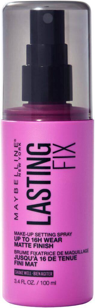 Maybelline New York face studio lasting fix setting spray