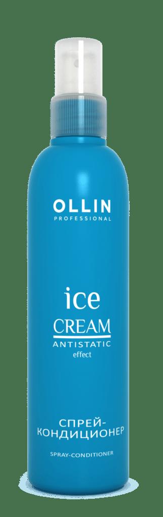 Ollin Professional Ice cream Antistatic Effect
