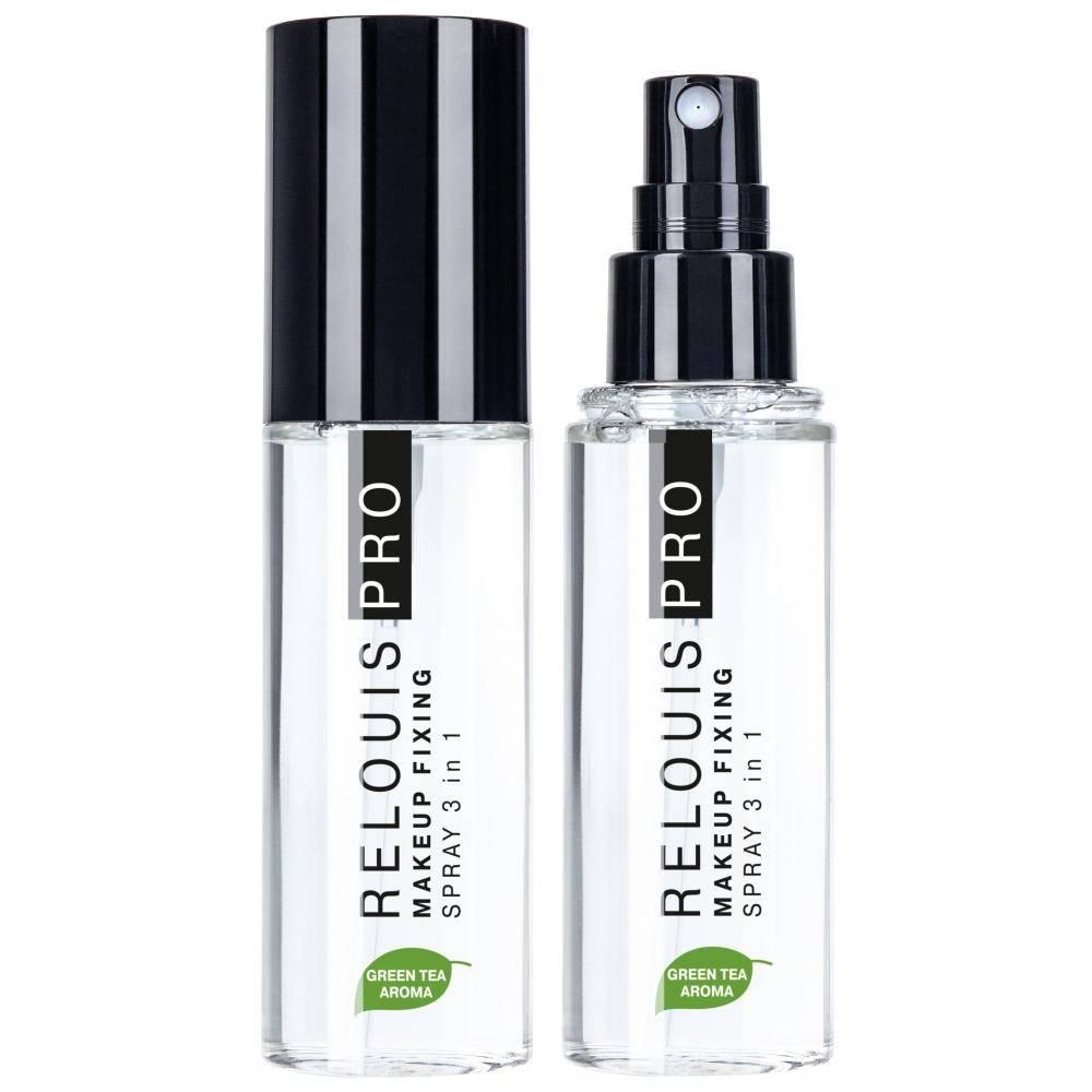 Relouis makeup fixing spray 3 в 1