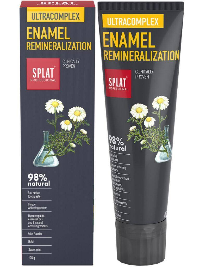 Splat Professional Ultracomplex Enamel Remineralization