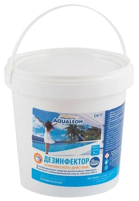 Aqualeon дезинфектор МСХ КД(1)