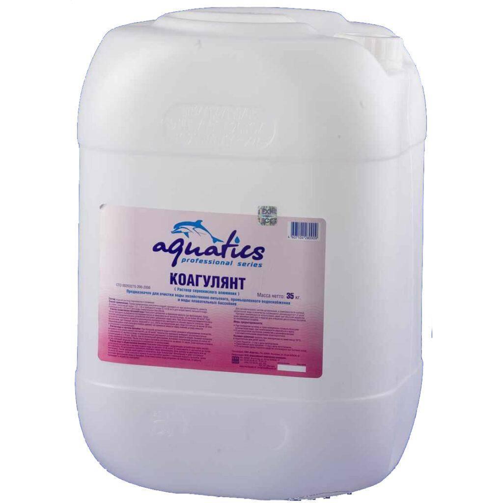 Aquatics 30 л.