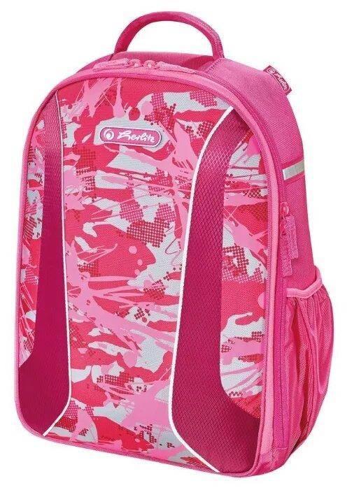 Herlitz Be.bag AIRGO, camouflage girl