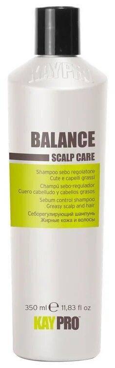 KayPro balance scalp care себорегулирующий