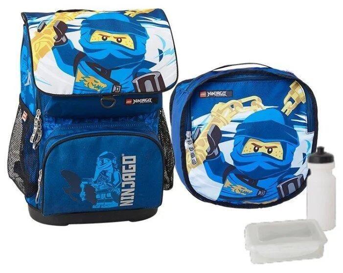 LEGO рюкзак Optimo Ninjago Jay Lightning 4в1