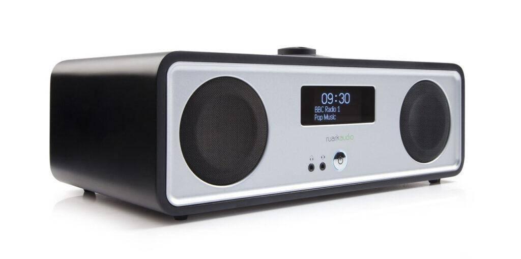 Ruark Audio R4MK3 Soft Black Lacquer
