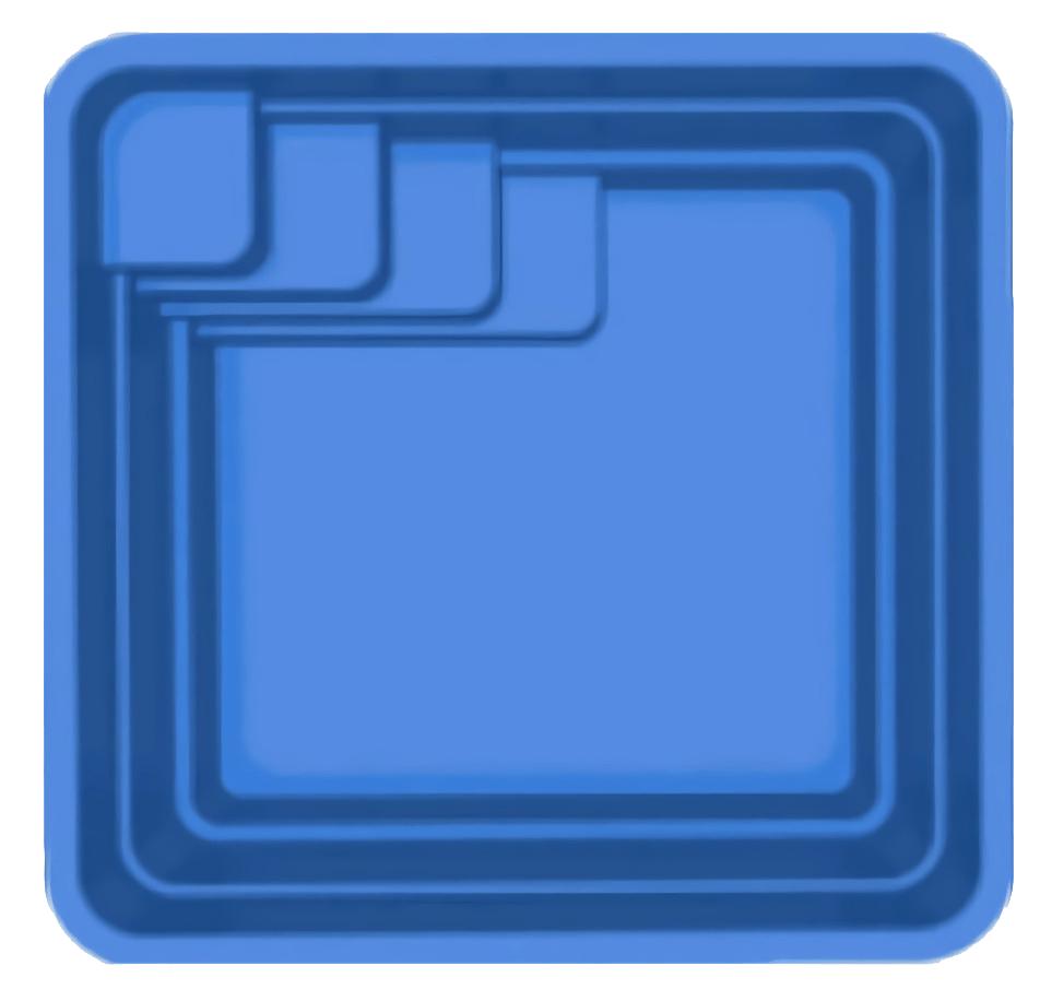 СтройПласт Престиж 2525, 2,6x2,6x1,5 м эконом