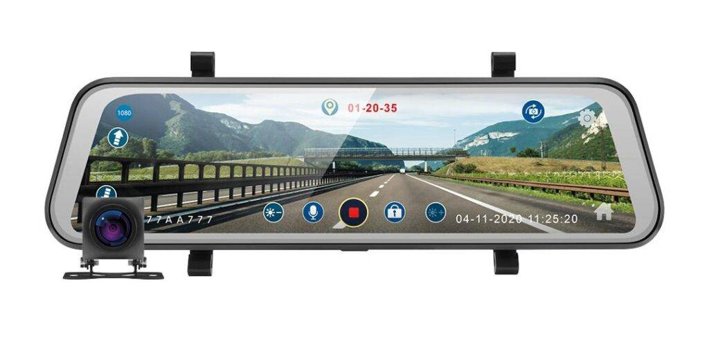 iBOX UltraWide GPS Dual