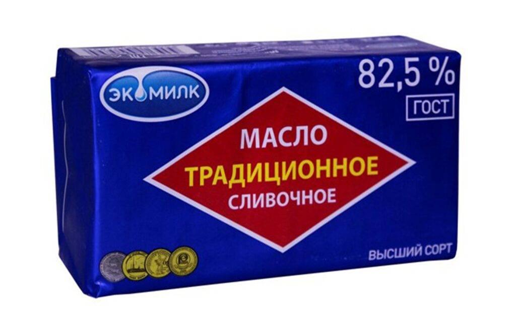 «Экомилк» Традиционное 82.5%