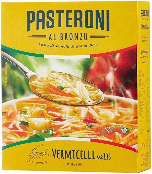 Pasteroni Vermicelli №136