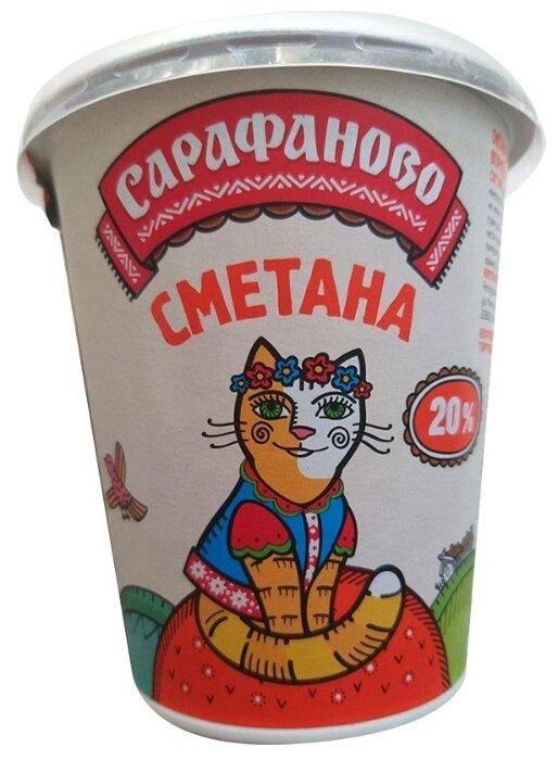 «Сарафаново», 20%