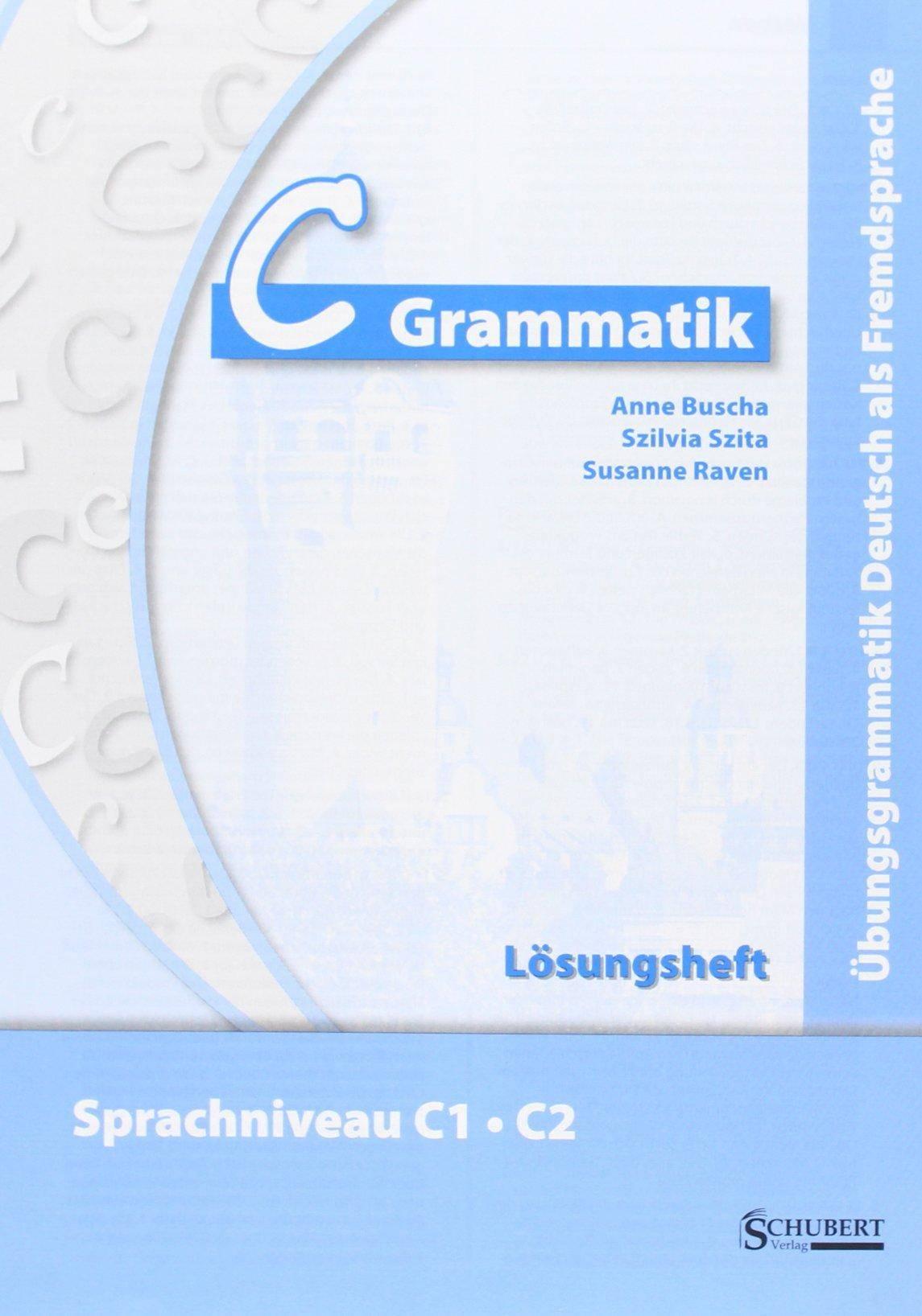 C-Grammatik C1 C2, Buscha Anne