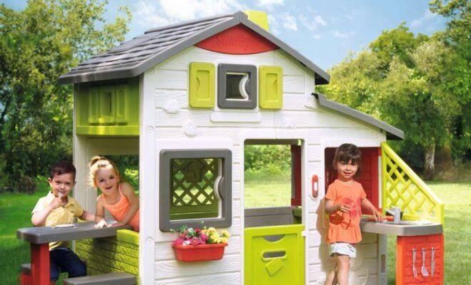 Лучшие детские домики