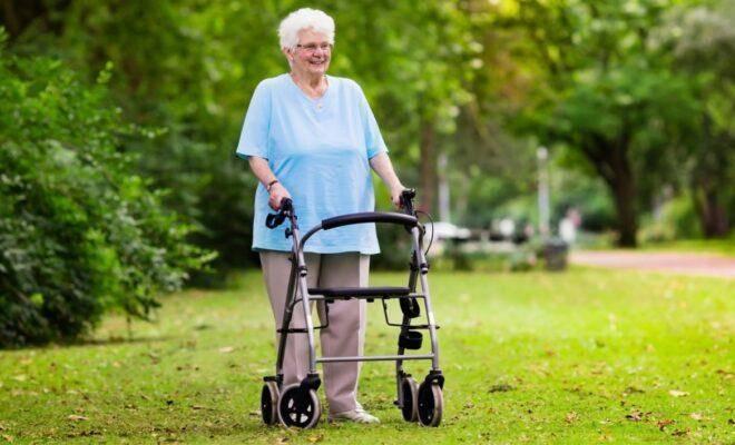 Лучшие ходунки для пожилых