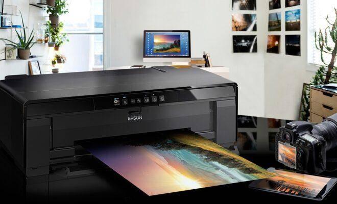 Лучшие принтеры Epson