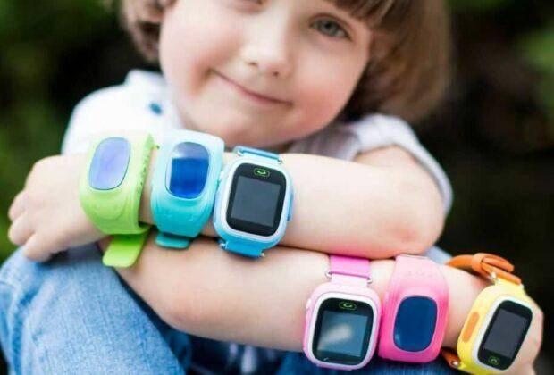 Лучшие смарт-часы для детей