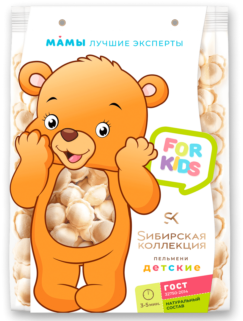 «Сибирская Коллекция» Детские