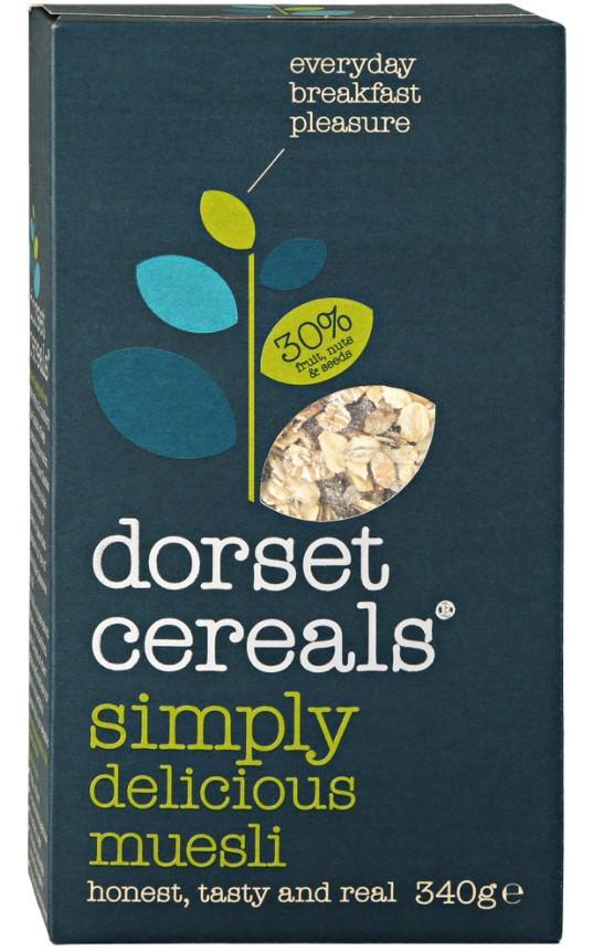 Dorset cereals Simply delicious