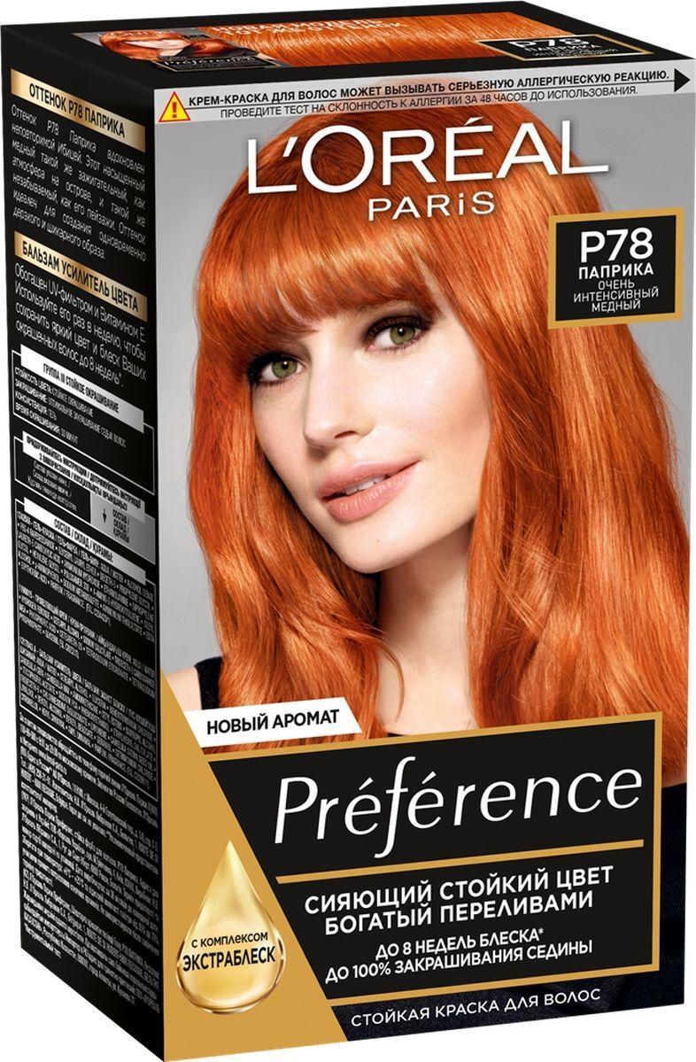 L'Oreal Paris Preference