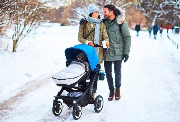 Лучшие коляски для зимы