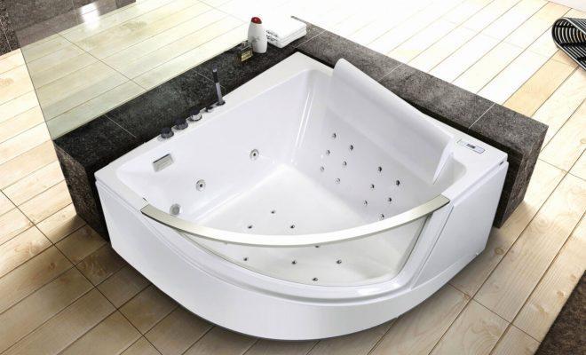 Лучшие угловые ванны