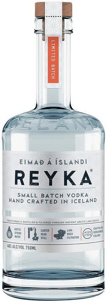 Reyka Small Batch Vodka