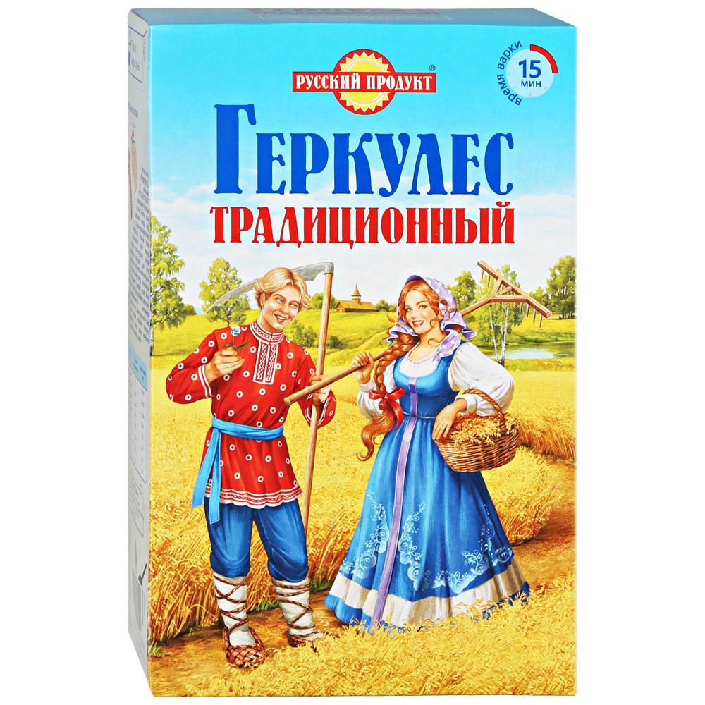 Русский Продукт Геркулес Традиционный