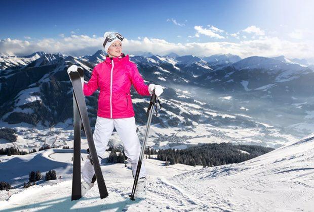 Лучшие горные лыжи