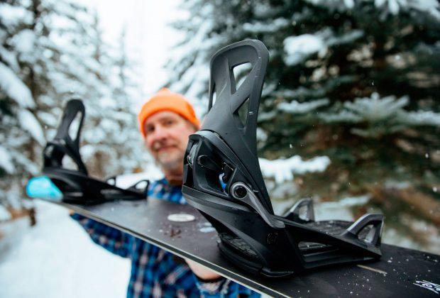 Лучшие крепления для сноуборда