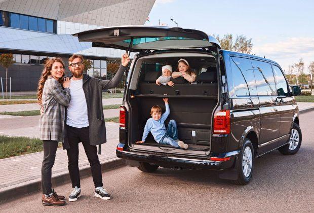 Лучшие машины для многодетных семей