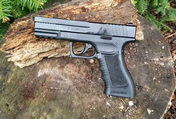 Лучшие пневматические пистолеты