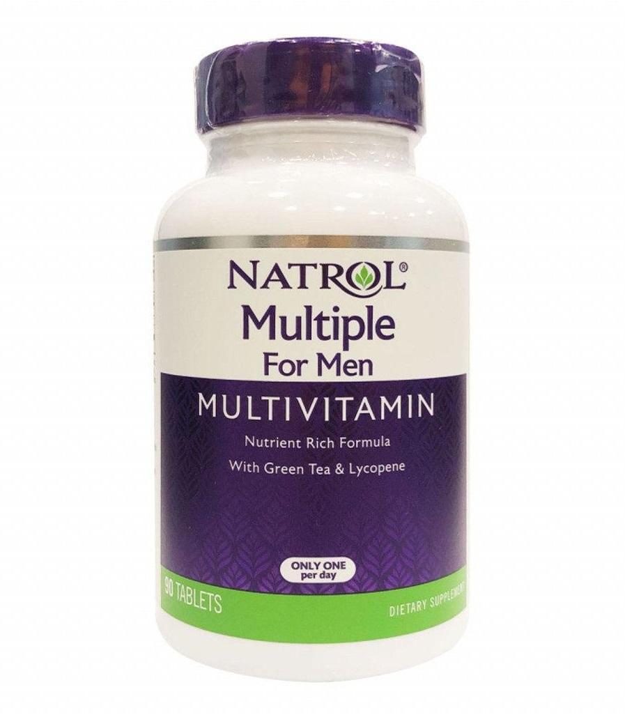 Multiple for Men Multivitamin