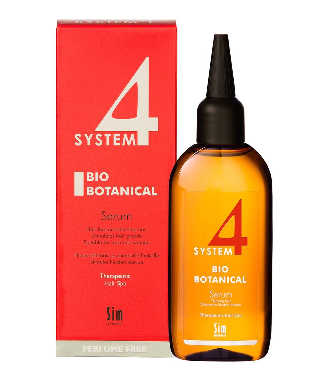 Sim Sensitive System 4 Биоботаническая сыворотка Bio Botanical Serum